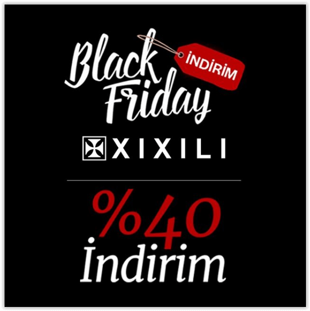 Xixili Black Friday!
